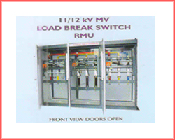 HTMC PANEL in Gujarat, RMU Load Break Switch in Gujarat
