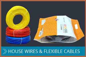 industrial cables in gujarat, house wires in gujarat, flexible cables cables in gujarat
